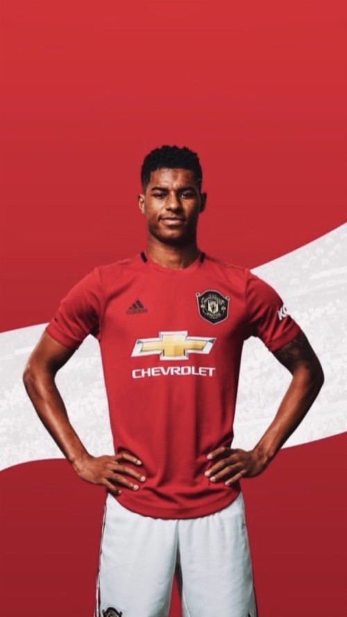 Man Utd Wallpaper T Shirt Red Jersey Sportswear Football Player Sleeve Player Top 1337517 Wallpaperkiss