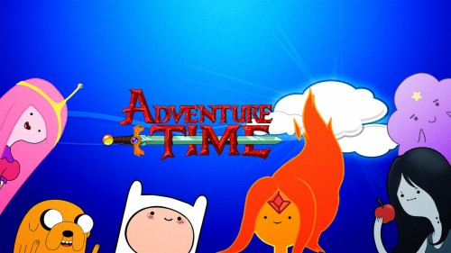 Abenteuer Zeit 3d Anime
