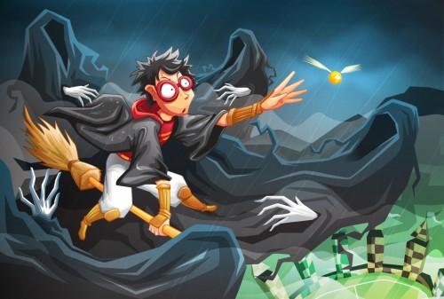 Harry Potter Houses Fondo De Pantalla Verde Texto Fuente 2488147 Wallpaperkiss